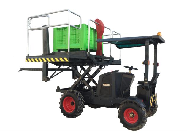 果园采摘平台齿轮泵有哪些维修技巧